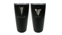 Bride & Groom, 20 oz. Tumbler Set, Personalized